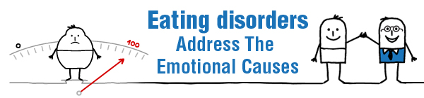 Dr. Patrick Keelan Addressing Eating Disorders