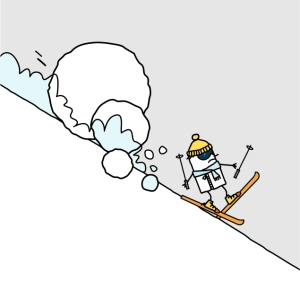 Dr. Pat's blog--skier