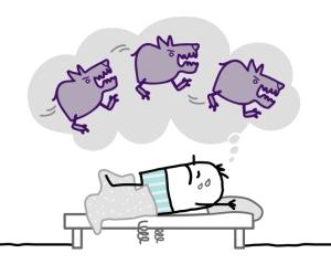 Dr. Pat's blog - a bad dream