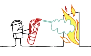 Dr. Pat's blog--fire extinguisher